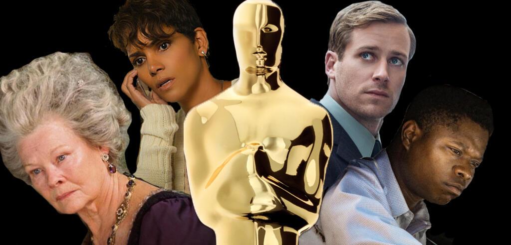 Darsteller in potenziellen-Oscar-Filmen: Judi Dench, Halle Berry, Armie Hammer, Jason Mitchell