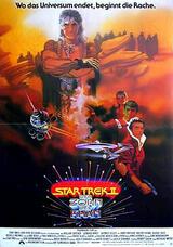 Star Trek II: Der Zorn des Khan - Poster