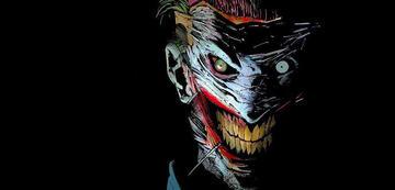 Der Joker in einer neueren Comic-Version