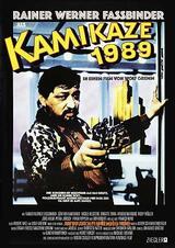 Kamikaze 1989 - Poster