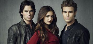 Bild zu:  The Vampire Diaries