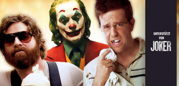 Bild zu:  Joker trifft Hangover - Wer braucht Bradley Cooper?