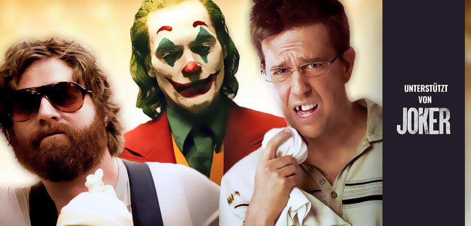 Joker trifft Hangover - Wer braucht Bradley Cooper?