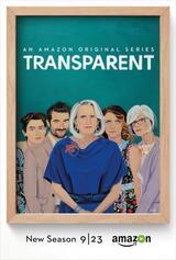 Transparent - Staffel 3 - Poster