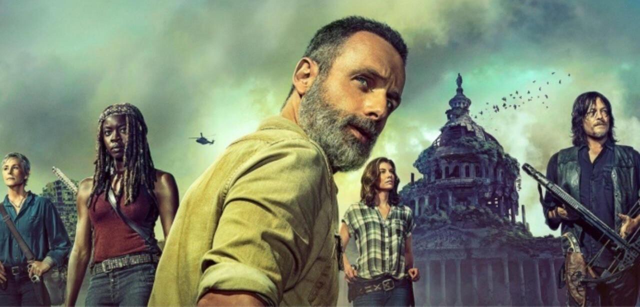 The Walking Dead-Tod wegen Netflix? Star soll Hauptrolle in neuer Serie spielen