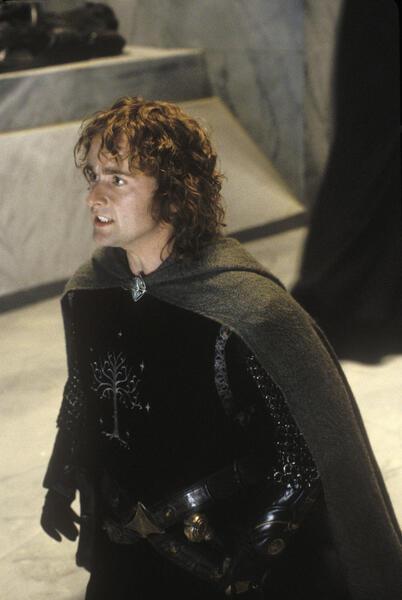 Der Herr der Ringe: Die Rückkehr des Königs mit Billy Boyd