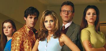 Buffy vor 20 Jahren