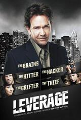 Leverage - Poster