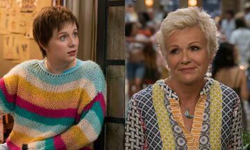 Mamma Mia 2: Alexa Davies und Julie Walters als Rosie