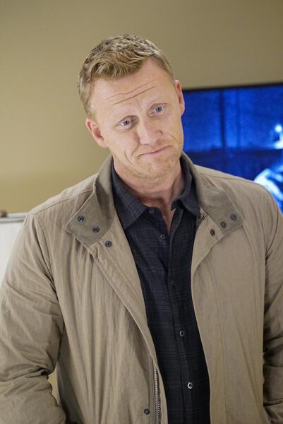 Grey's Anatomy - Staffel 16, Grey's Anatomy - Staffel 16 Episode 1 mit Kevin McKidd