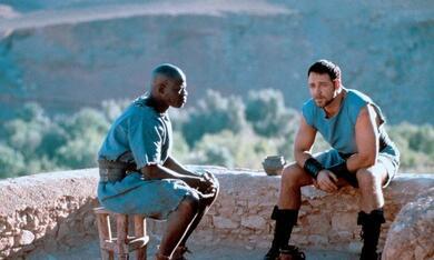 Gladiator mit Russell Crowe und Djimon Hounsou - Bild 3