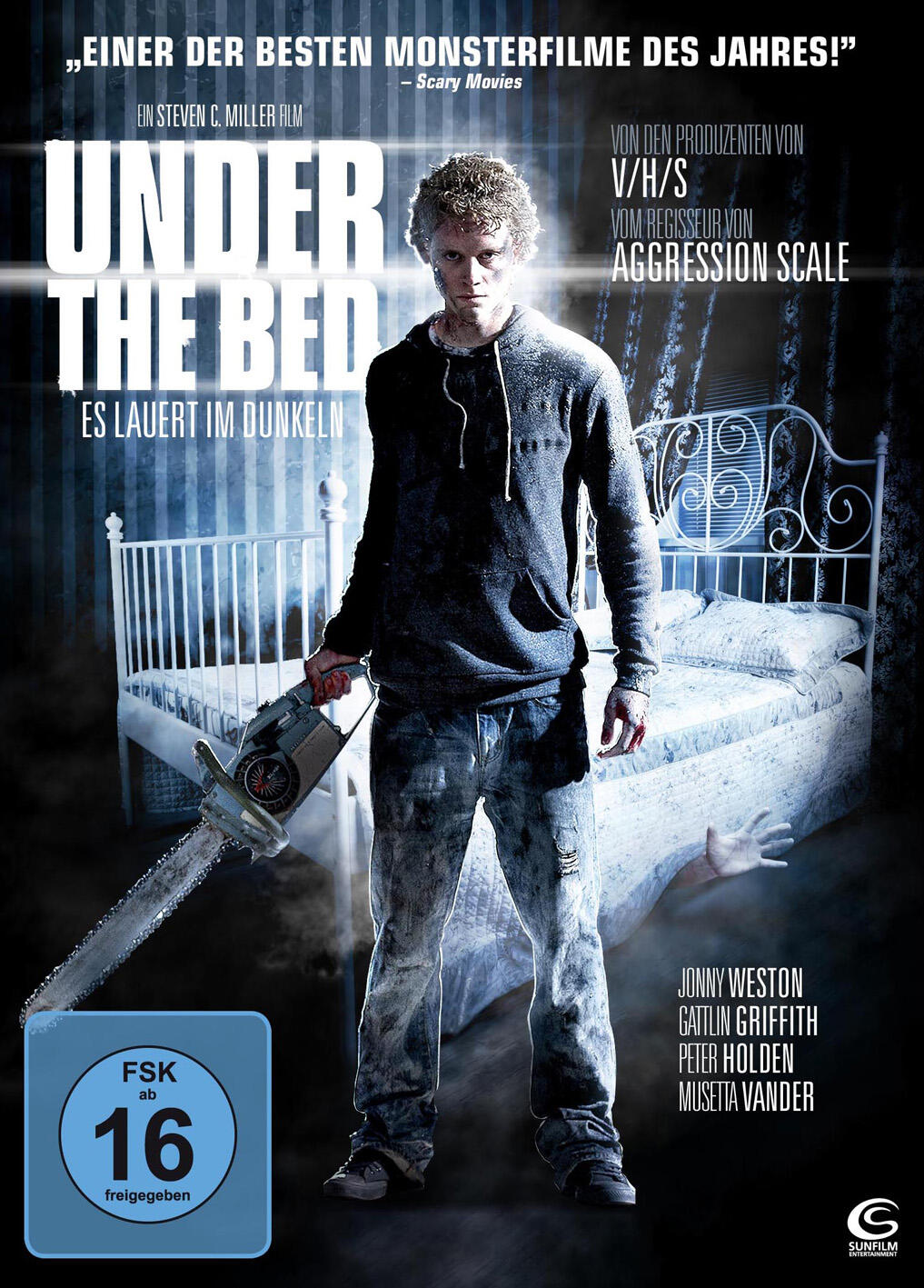 under the bed | film 2012 | moviepilot.de