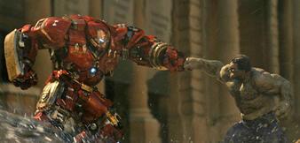Iron Man gegen Hulk