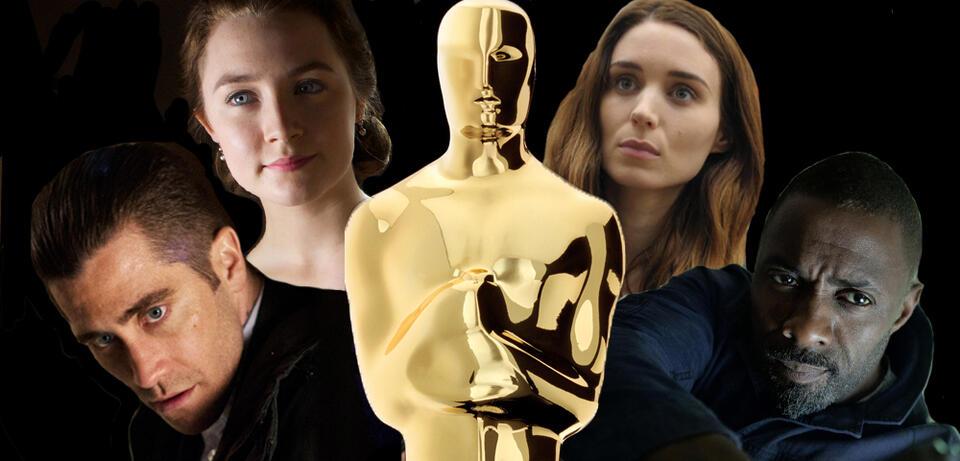 Mögliche Oscar-Anwärter: Jake Gyllenhaal, Saoirse Ronan,Rooney Mara und Idris Elba
