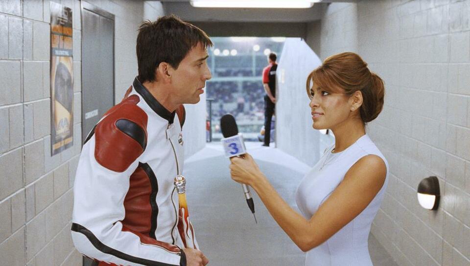Ghost Rider mit Nicolas Cage und Eva Mendes