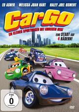 CarGo - Ein kleiner Sportwagen mit großem Herz - Poster