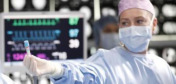 Grey's Anatomy: Meredith ist kein Virus-Neuling