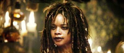 Naomi Harris in Pirates Of The Caribbean 2