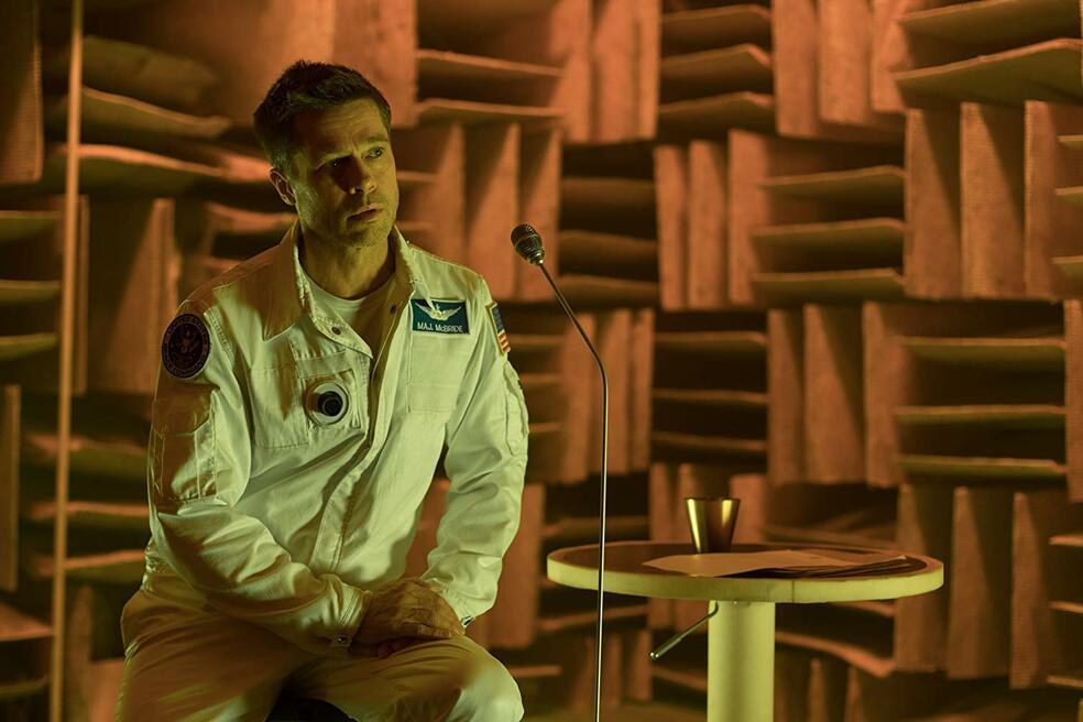 Ad Astra - Zu den Sternen mit Brad Pitt