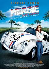 Herbie Fully Loaded - Ein toller Käfer startet durch - Poster