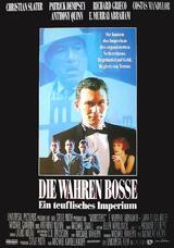 Die wahren Bosse - Poster