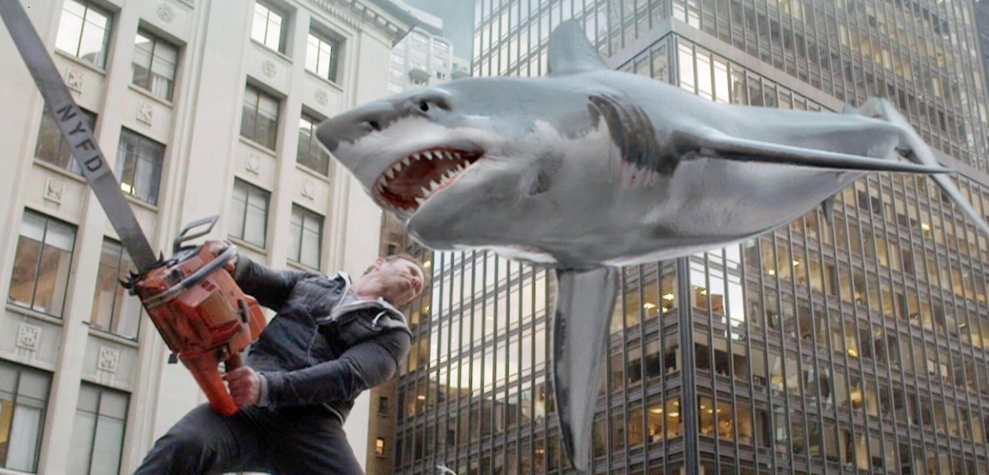 Sharknado 4 Besetzung
