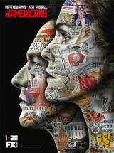 The Americans - Staffel 3 - Poster