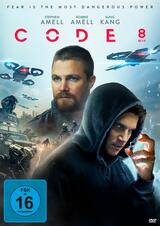 Code 8 - Poster
