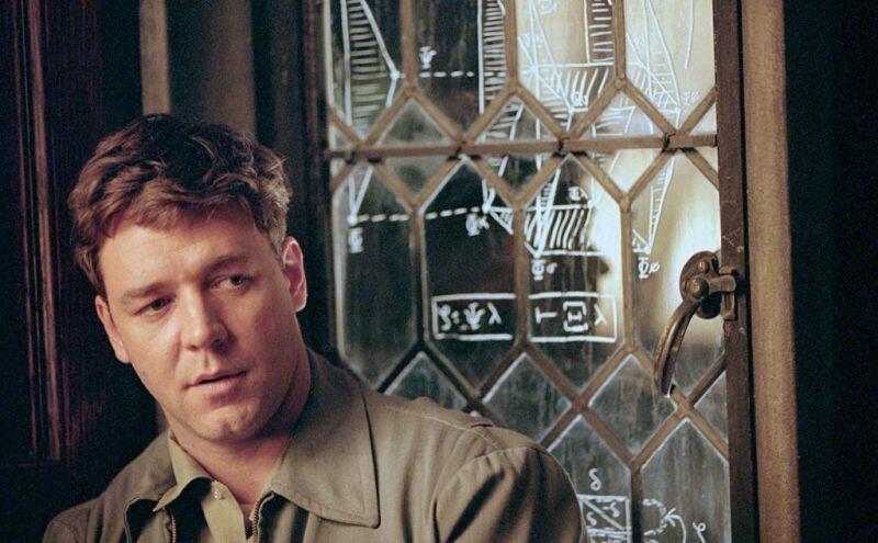 A Beautiful Mind - Genie und Wahnsinn mit Russell Crowe