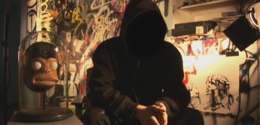 Banksy - Exith Through the Gift Shop