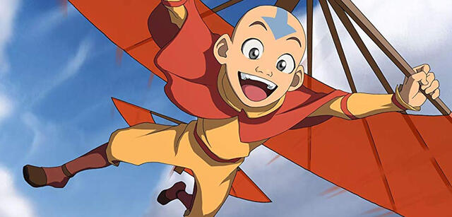 Avatar Serie Von Netflix Es Gibt Noch Eine Schöne Verbindung Zum