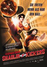 Shaolin Kickers - Poster