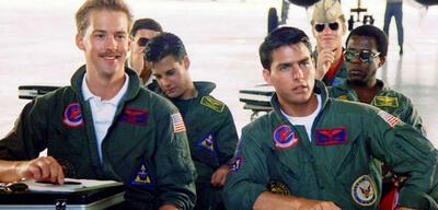Tom Cruise als Maverick