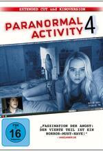 Paranormal Activity 4 - Es ist näher als Du glaubst Poster