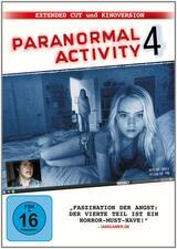 Paranormal Activity 4 - Es ist näher als Du glaubst - Poster