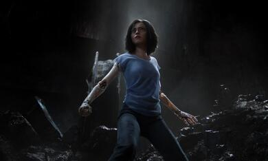 Alita: Battle Angel mit Rosa Salazar - Bild 12