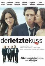 Der letzte Kuss Poster