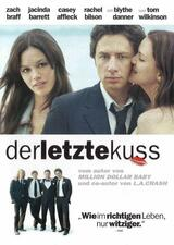 Der letzte Kuss - Poster