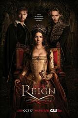 Reign - Staffel 1 - Poster