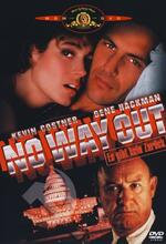 No Way Out - Es gibt kein Zurück Poster