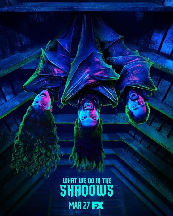 What We Do in the Shadows, What We Do in the Shadows - Staffel 1