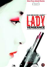 Lady Vengeance - Poster