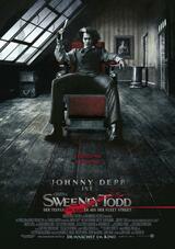 Sweeney Todd - Der teuflische Barbier aus der Fleet Street - Poster
