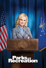 Parks and Recreation - Staffel 2 - Poster