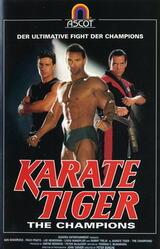 Karate Tiger 10 - Poster