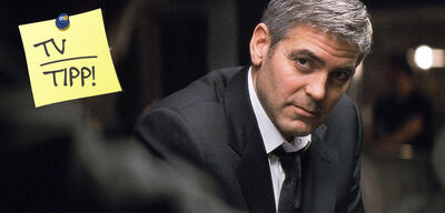 George Clooney in Michael Clayton