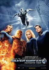 Fantastic Four: Rise of The Silver Surfer - Poster