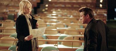 Nicole Kidman und Sean Penn in Die Dolmetscherin