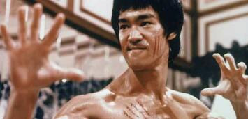 Bild zu:  Bruce Lee in Der Mann mit der Todeskralle