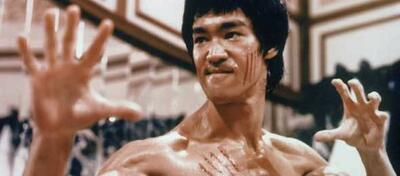 Bruce Lee in Der Mann mit der Todeskralle